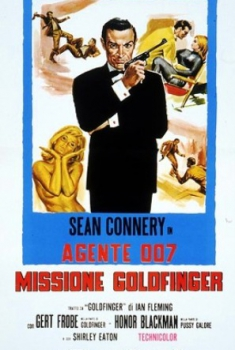 007 – Missione Goldfinger (1964)