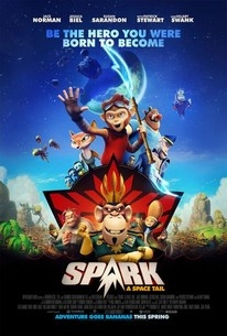 Spark: A Space Tail (2017)