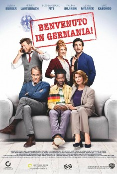 Benvenuto in Germania! (2017)