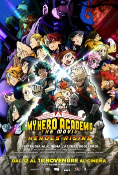 My Hero Academia the Movie 2: The Heroes Rising (2020)