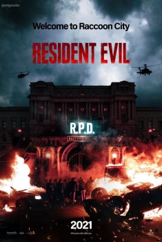 Resident Evil Welcome to Raccoon City (2021)