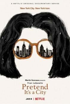 Fran Lebowitz: una vita a New York (2021)